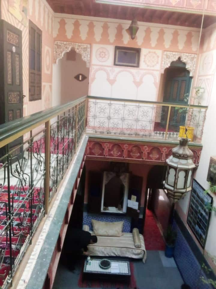 Riad Mamahouse Marrakech