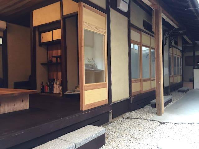 吉田の小さな宿「入ル iru」和室 A