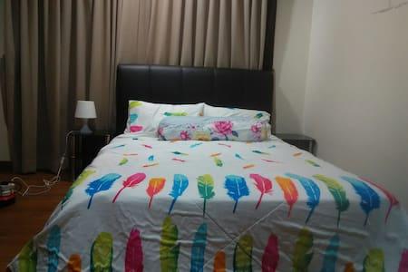 Middle Room at Titiwangsa Sentral - 吉隆坡 - 公寓