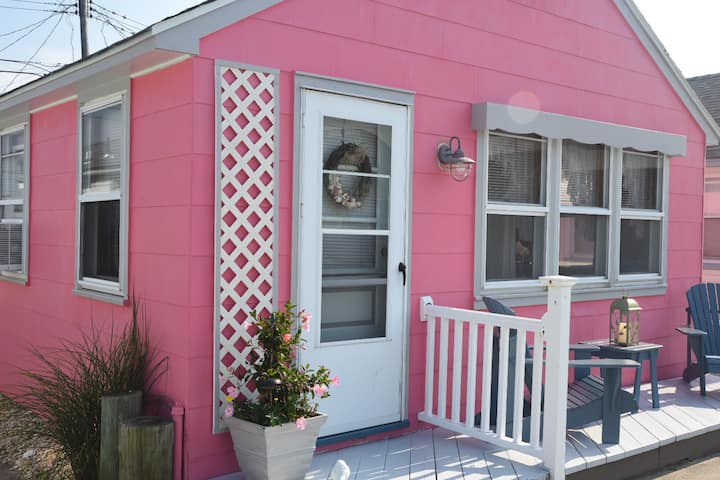 This Is It - Pink Paradise Bungalow