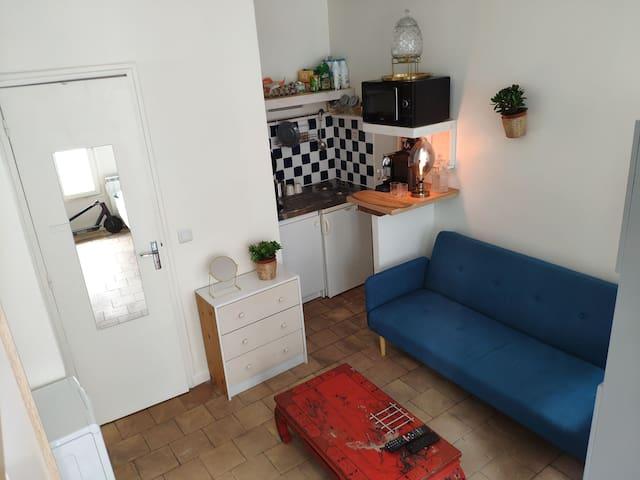 Appartement cosy au cœur de Saint-Germain-Des-Prés