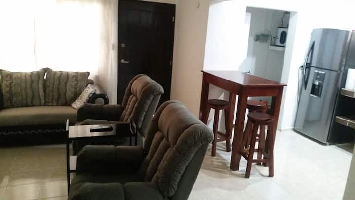 Patio with Caribbean View, 2 Bedroom+1 Bath