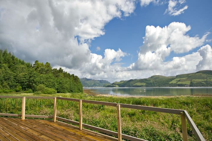 Heron Lodge, Carry Farm - Tighnabruaich - Cabana