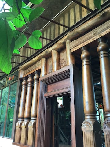 Wood house - Ernakulam