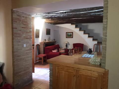 Casa rural en Tazona (Socovos)