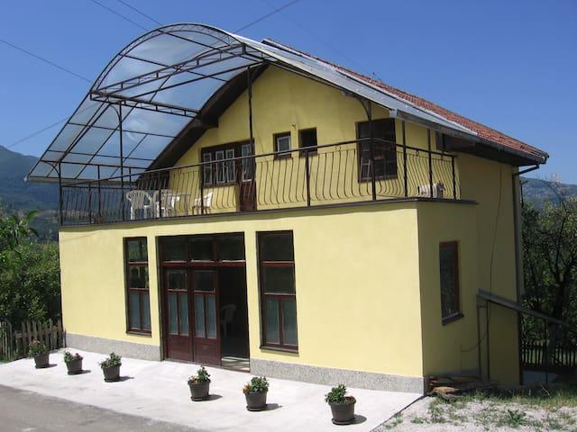 Pribojska Banja - Priboj - Ház