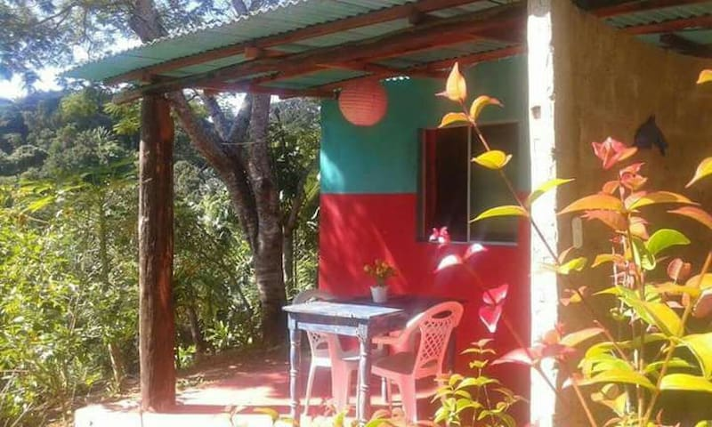 KitNet Recanto dos Pássaros - Morro de São Paulo - House