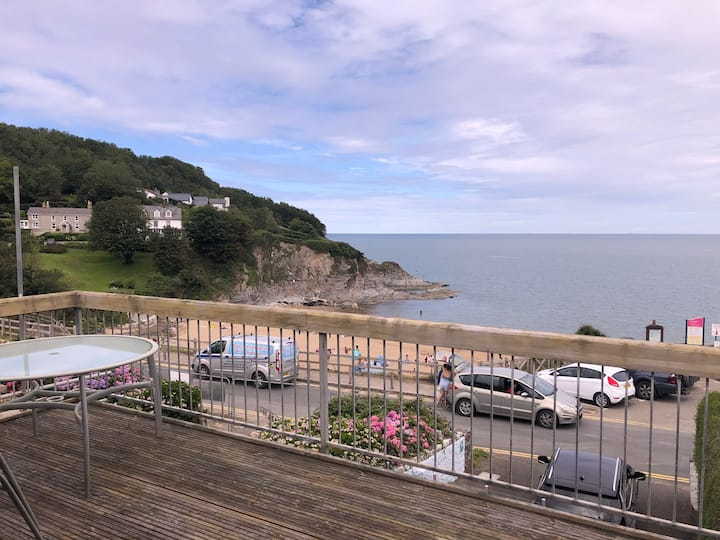 WatersEdge apartment - Aberporth