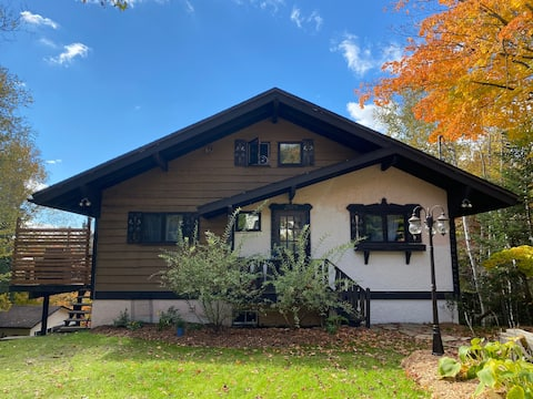Chalet in the heart of the Laurentians