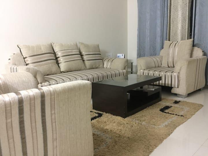 fully furnished apartment in mumbai