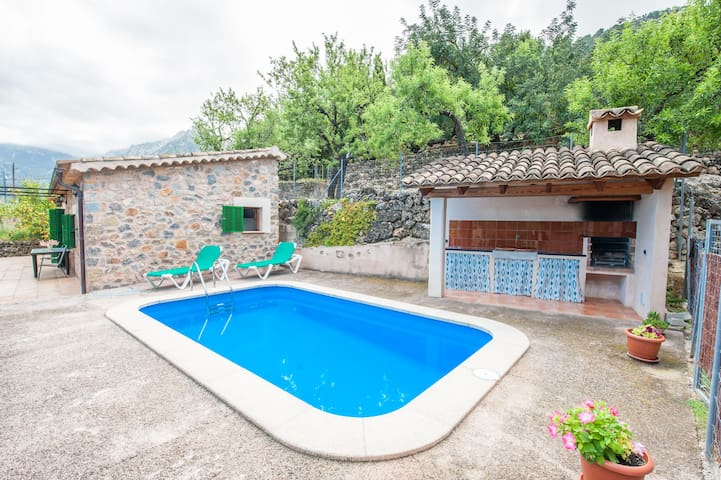 SAVET DEN FLABIOL  - Villa for 4 people in soller. - soller - Villa