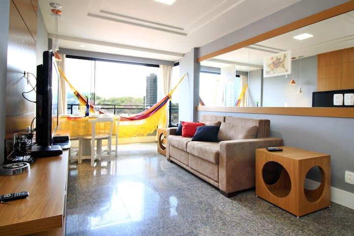 Natal Flat completo e aconchegante - Natal - Apartment