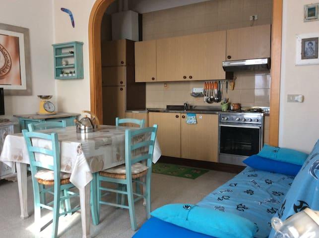 Camera matrimoniale 1 - Savignano Mare - Villa