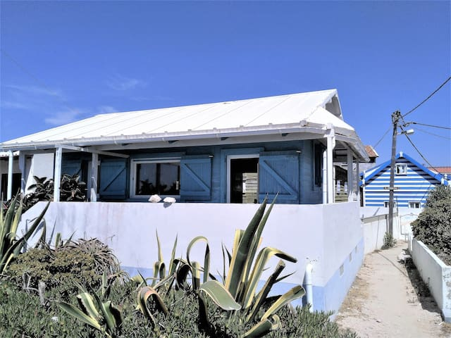 Surf & beach house - Maison de surfeur à la plage