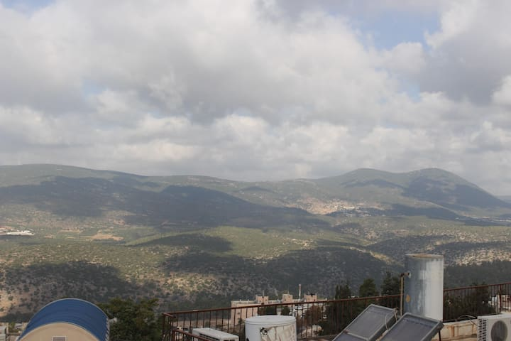 INN Tzfat, Luxurious Apartment near Old City - Safed - Apartament