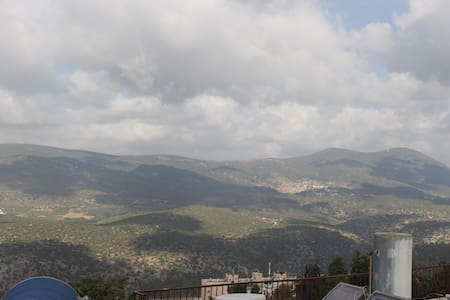 INN Tzfat, Luxurious Apartment near Old City - Safed