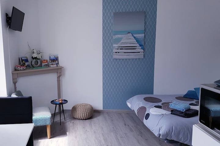 RENT STUDIO PAIMPOL CITY