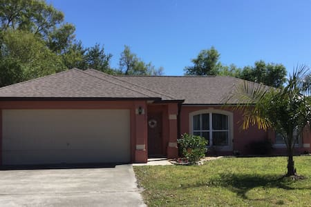 7 Palms Retreat - Deltona - House