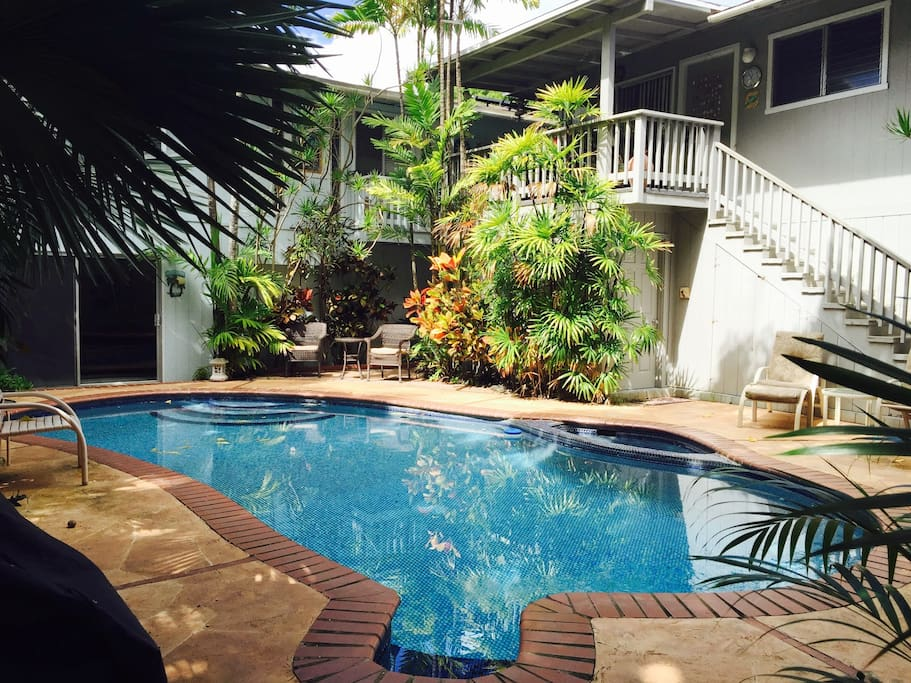 Kukui House At Kailua Gardens Estate Houses For Rent In Kailua Hawaii United States