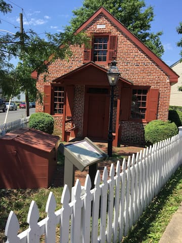 Cozy place in historic Bordentown - Bordentown - Apartamento