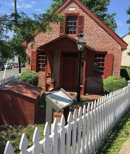 Cozy place in historic Bordentown - Bordentown
