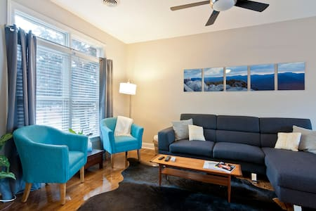 Mod Southside Townhome - Chattanooga - Szeregowiec