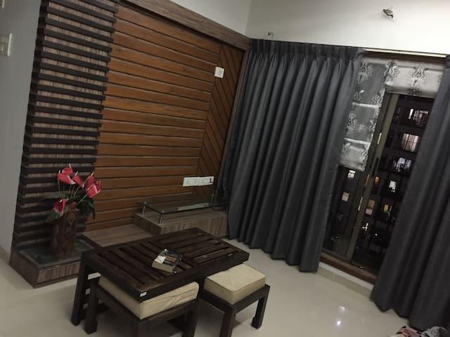 Kolshet , Thane - Furnished one master bedroom