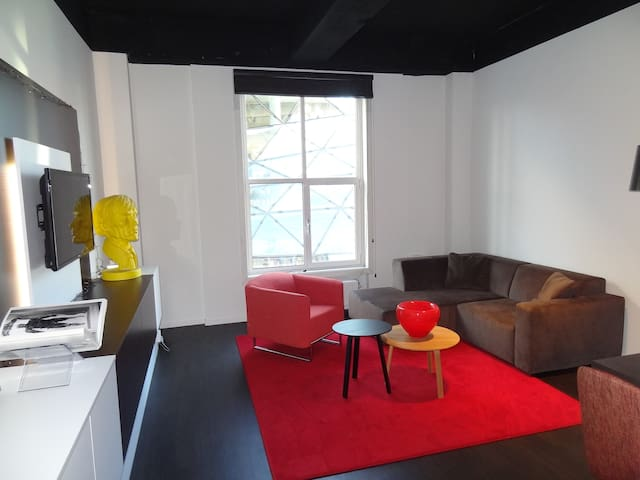 Beautiful apartment in the city centre Eindhoven - Eindhoven - Apartment