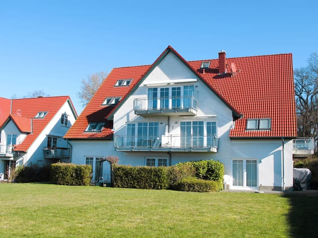 80 m² holiday apartment in Harkensee OT Barendorf