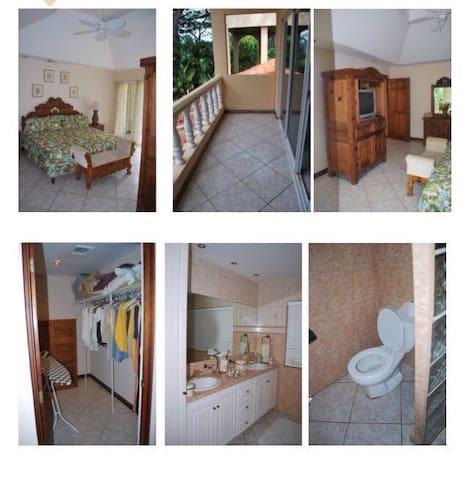 Casa grande a tan solo 5 min playa - Alajuela  - Rumah