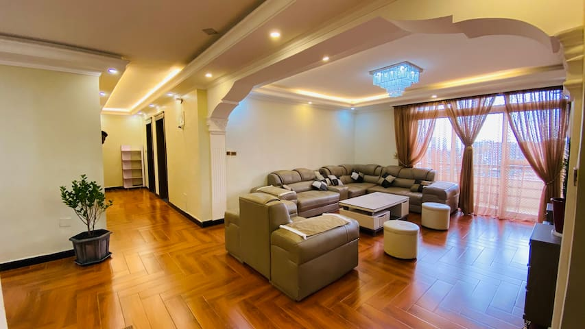 Clean sweet home in the heart of Addis