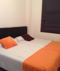 Doble interior baño compartido 115 - Ferrol - Bed & Breakfast