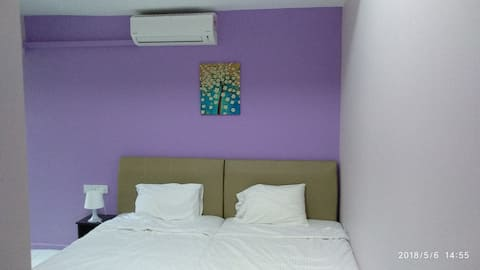 Shared Apartment at API-API center(2 SS beds R3)