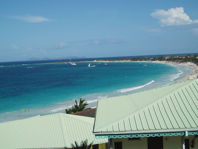 Suite 839.6sqft Orient Bay Beach, Sup/View St Bart