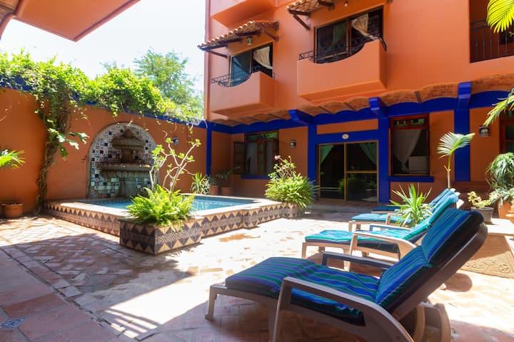 Villa Suite Para 7 con excelentes espacios
