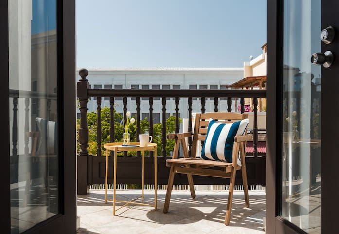 Balcony Suite | Stunning 1 Bedroom in Old San Juan