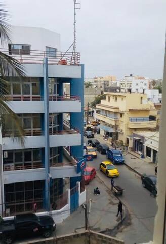 Dakar-Médina