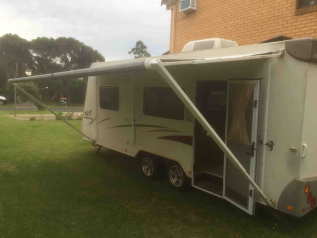 Self Contained Caravan