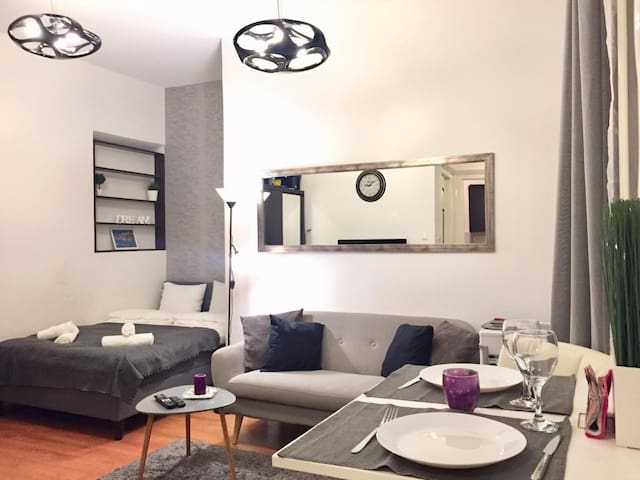 Cozy apartment in the heart of Budapest