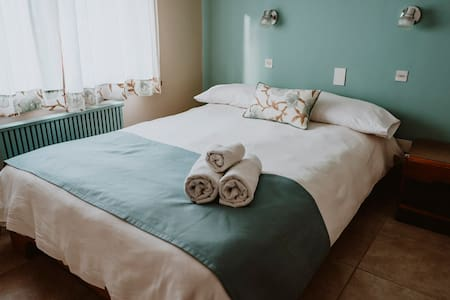 Double Room with Private Bathroom #106 - Sample Room!!! Please look all the pictures to see 7 more similar rooms you might be allocated to!!!