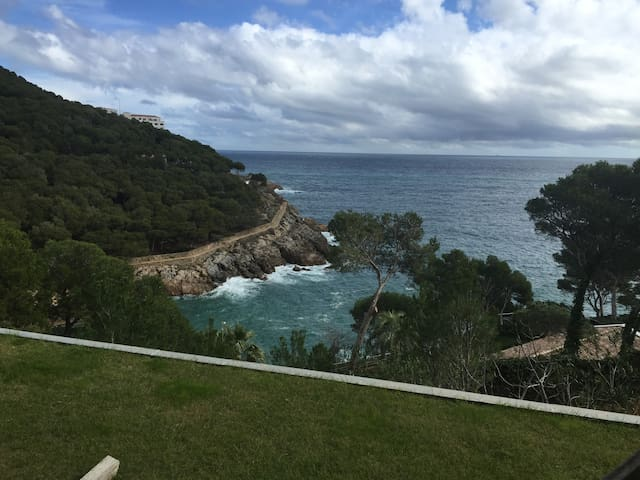 Casita tranquila en la Costa Brava - D'Aiguafreda - Квартира