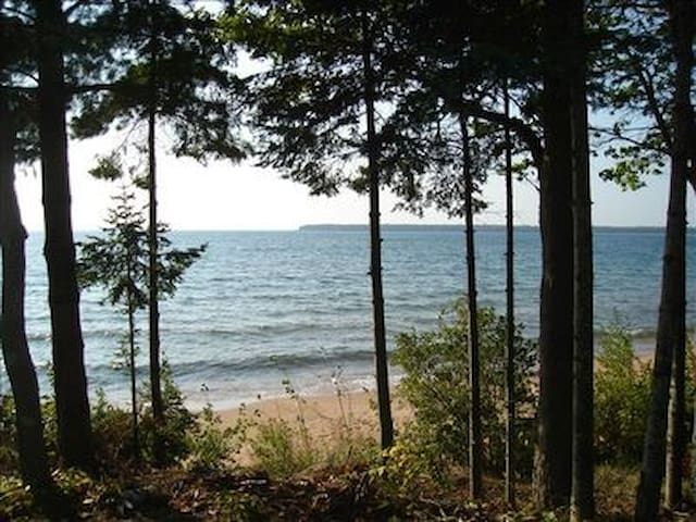Big Bay Lake Front 1 mile from Town Park