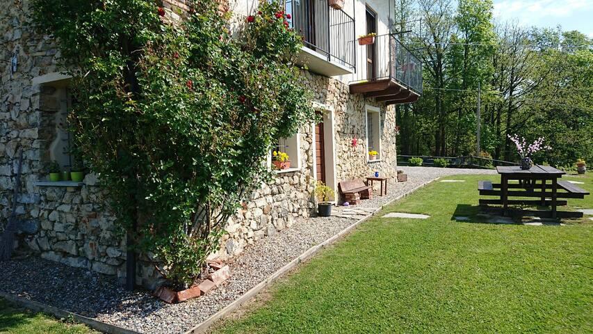 .... tranquillità, relax e natura   alla  Bruera07