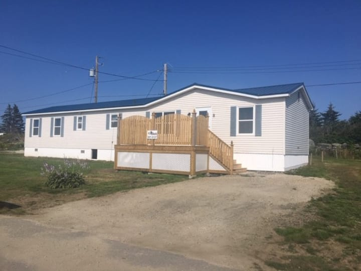 Spacious Renovated ($70,000) 3 bedroom mini home