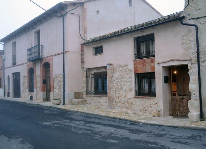 """Casa Rural """"ALAMAR"""" en Tiedra 4 * - Tiedra - Huis"""