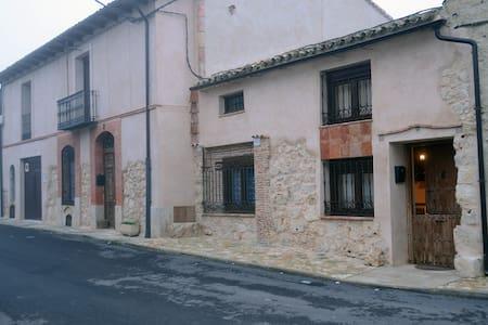 """Casa Rural """"ALAMAR"""" en Tiedra 4 * - Tiedra - Hus"""