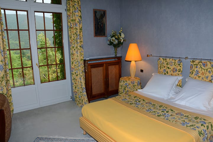 Aigue-Marine Double room - L'Ermitage