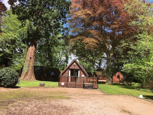 Huntingtower Lodge 1, Huntingtower, Perth, PH1 3JT