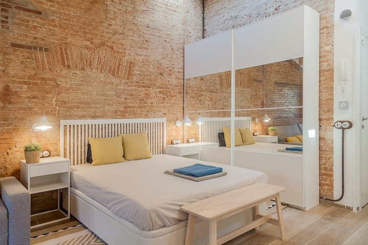 Stylish Loft 4 Expats @ Barcelona (monthly rent)#2