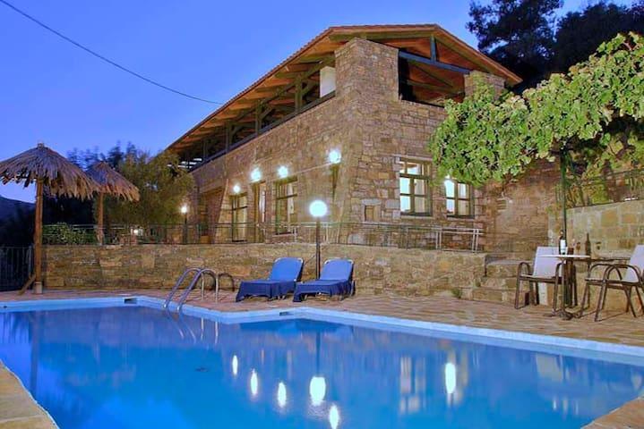 Villa Maria Emanuela - Prina - Huis